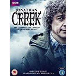Jonathan Creek – The Complete Collection [DVD] [2017]